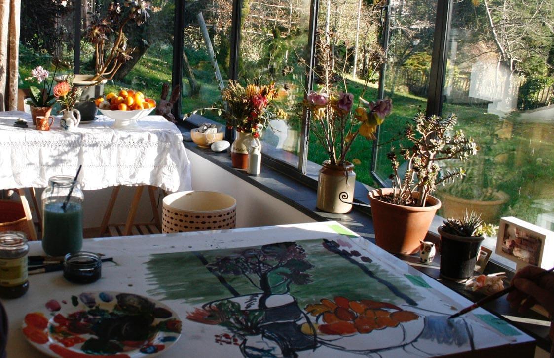 Gloucestershire art classes